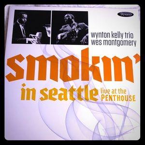 Wynton Kelly Trio Wes Montgomery LP